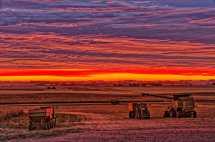 Iowa Fall Landscape Portfolio William Horton