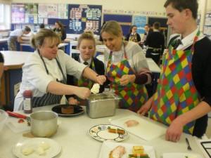 Chef demo students 1