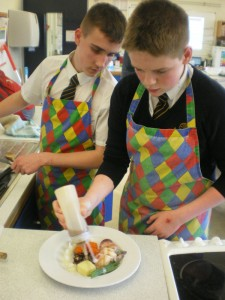 Chef demo students 8
