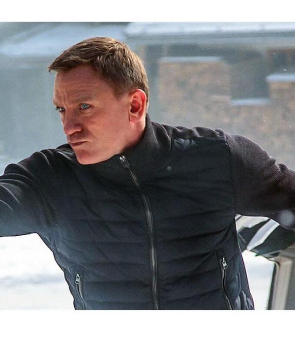 Austria James Bond Spectre Jacket