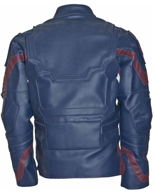 Civil War Chris Evans Jacket