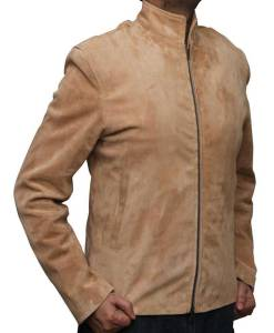 Morocco Brown Leather Jacket - The James Bond Spectre 007 Movie