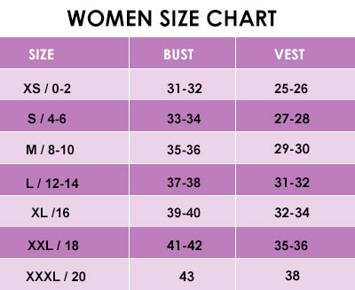 Women Leather Jackets Size Chart William Jacket