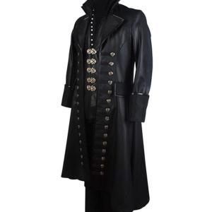 Captain Hook Colin O'Donoghue Coat