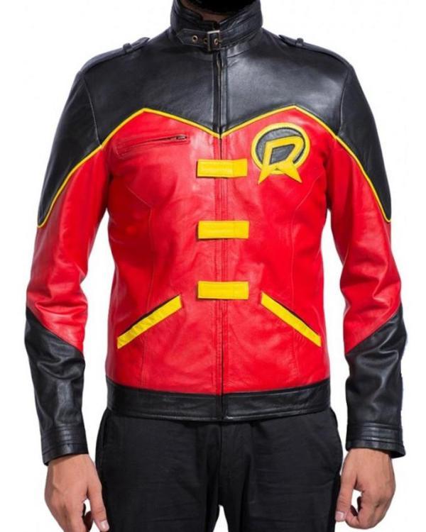 Robin Leather Jacket