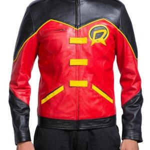 Robin Leather Jacket