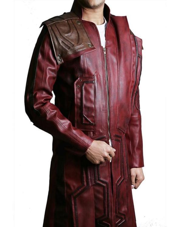 Star Lord 2 Coat