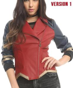 Wonder Woman Version 1 Leather Jacket