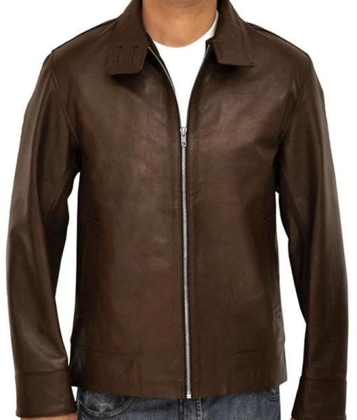 Magneto Leather Jacket