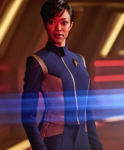 Star Trek Discovery Uniform Jacket