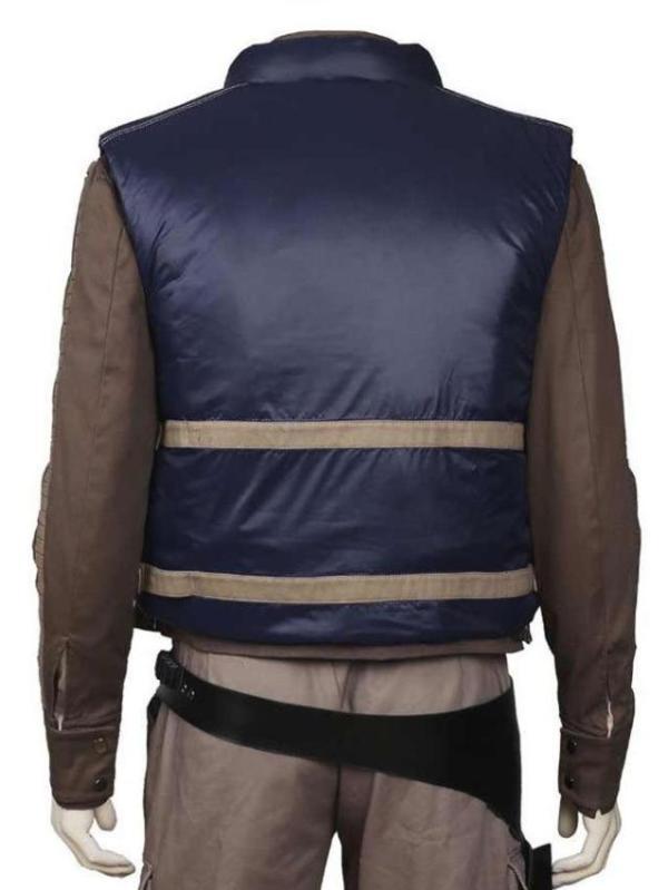 Captain Cassian Andor Star Wars Rogue One Vest