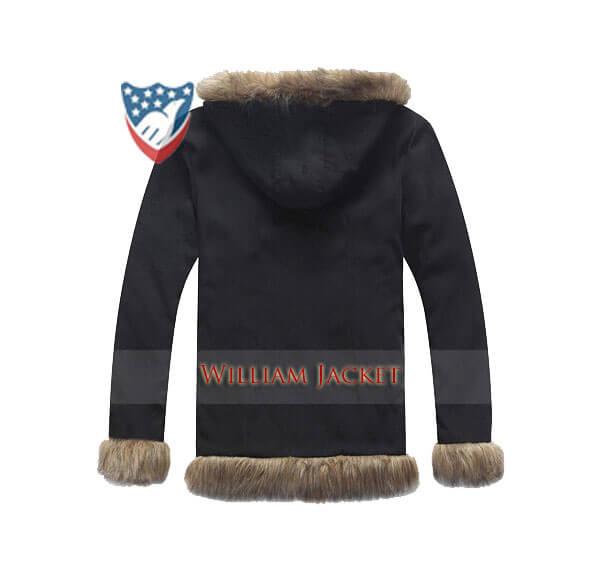 Durarara Orihara Izaya Coat Back William Jacket