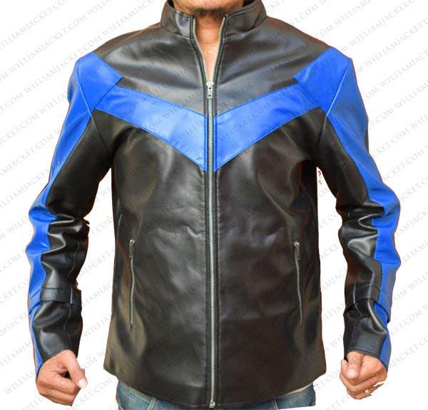 Nightwing-Arkham-Knight-Jacket-William-Jacket
