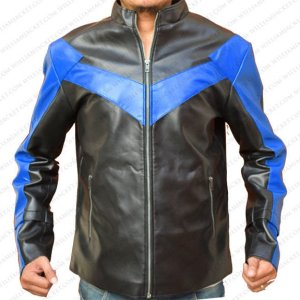 Nightwing-Arkham-Knight-Jacket-William-Jacket
