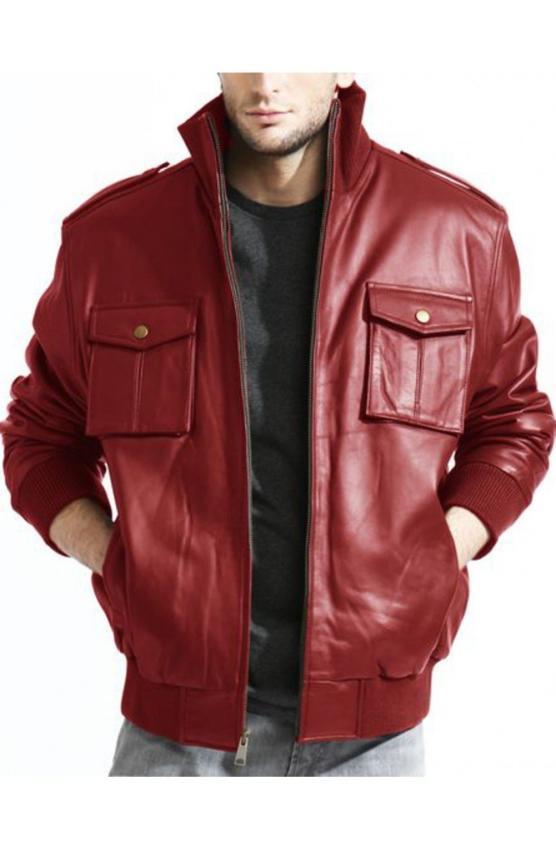 Red Valentines Jacket