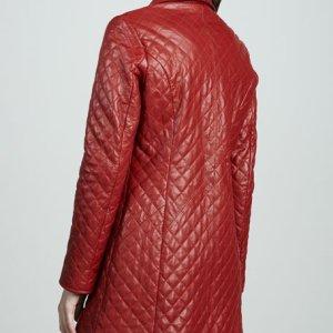 Women Red Jacket