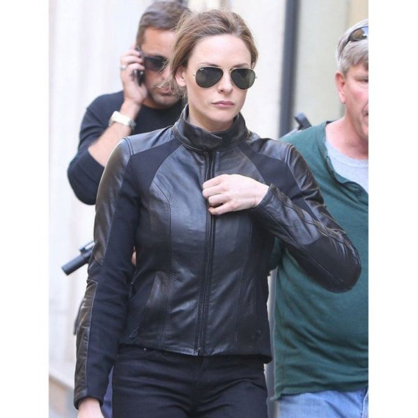 Mission Impossible 6 Ilsa Faust Leather Jacket