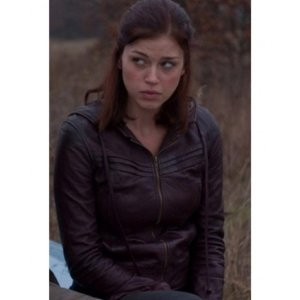 Red Dawn Toni Walsh Leather Jacket