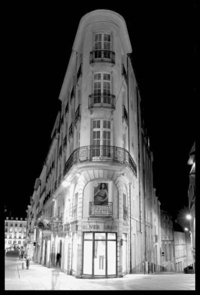 Rue Crebillon à Nantes