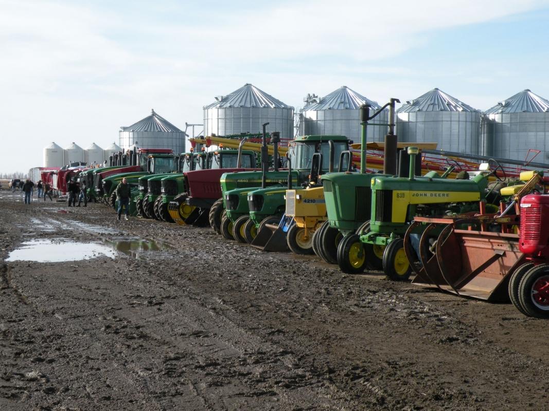 ny equipment auction
