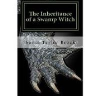 Sonia Taylor Brock The Inheritance of A Swamp Witch cover