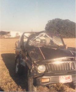 Suzuki Wrecked 2