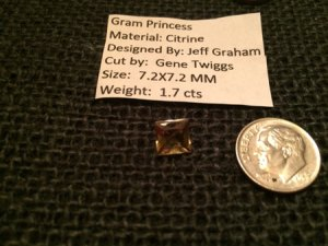 Gemstones Again Citrine-Princess-Cut-1.7-Carats-Web