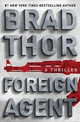 Reflections Brad Thor Foreign Agent Cover