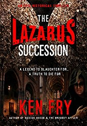 Lazarus Succession Cover