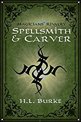 Spellsmith and Carver Cover