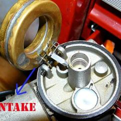 Tecumseh 8 Hp Carburetor Diagram 1997 Ford F150 Ac Wiring Lawnmower Snowblower Engine Floods Or Leaks