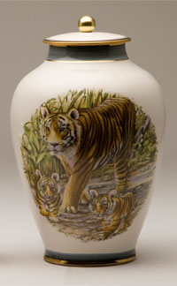 Pottery cremation urn range talk to us about your cremation urn requirements