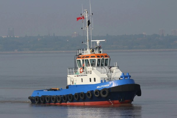 Willpower Tug Amp Workboat Charter Williams Shipping