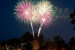 Fireworks Williamsburg