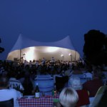 Broadcasting archived live recordings of Virginia Symphony Orchestra concerts