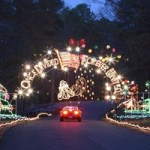 Celebration in Lights at Newport News Park Open Nightly