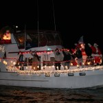 Yorktown Lighted Boat Parade Dec 1st 6 - 8 pm!