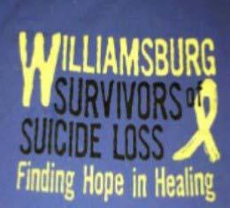 Survivors os Suicide Loss