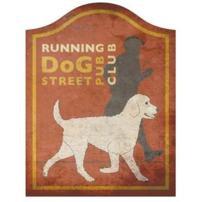 dog street pub running club