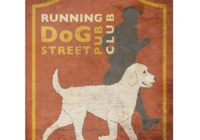 dog street pub running club