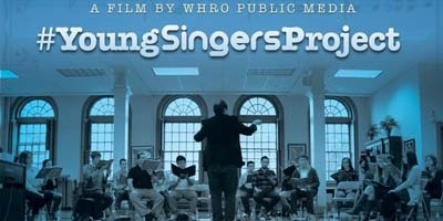 Young Singers Project Film Premiere