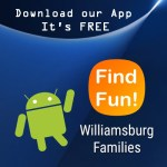 New APP for Williamsburg Virginia