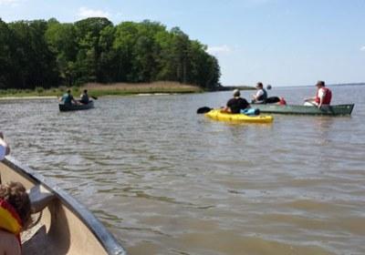 York River State Park Canoe