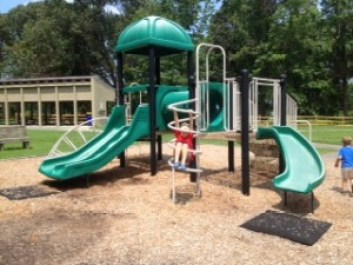 york river state park playground
