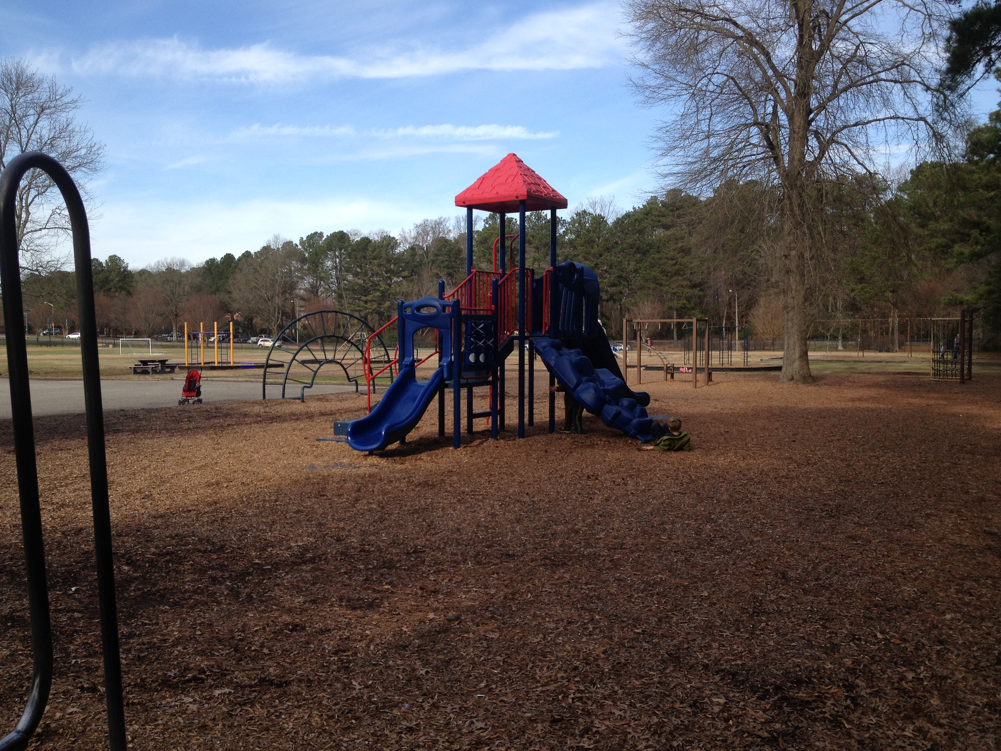 Best Playgrounds & Parks in Williamsburg Virginia