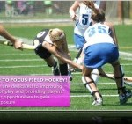 Top 2 reasons for your daughter to try field hockey:  it is a great sport, and college scholarships are available