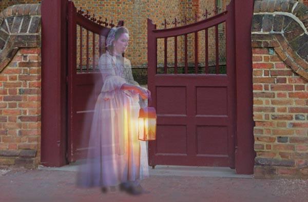 Colonial Williamsburg Ghost Walk