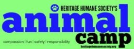 Heritage Humane Society Summer Camp