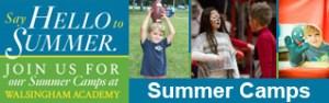 Walsingham Academy Summer Camps