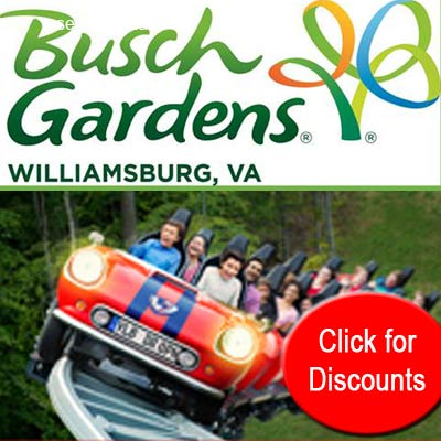 Check Out Latest Busch Gardens Discounts 2018 and Water Country USA